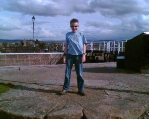 Xander at Inverness Locks