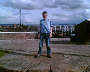 Xander at Inverness Locks