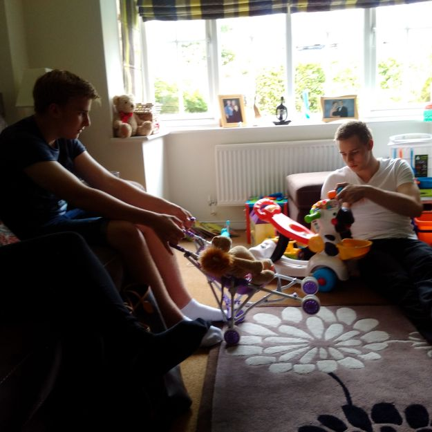 Boys and Evalyns Toys 1 300815