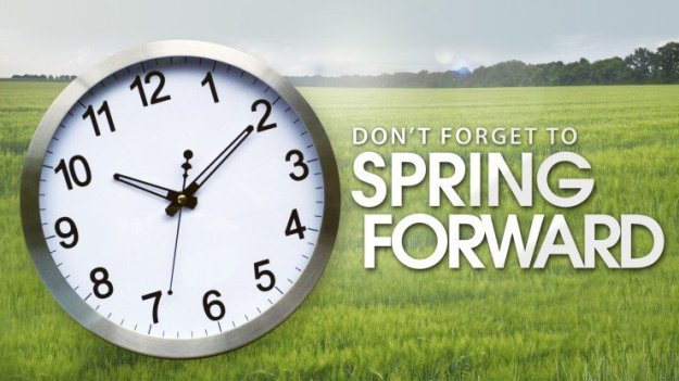 spring-forward-clock